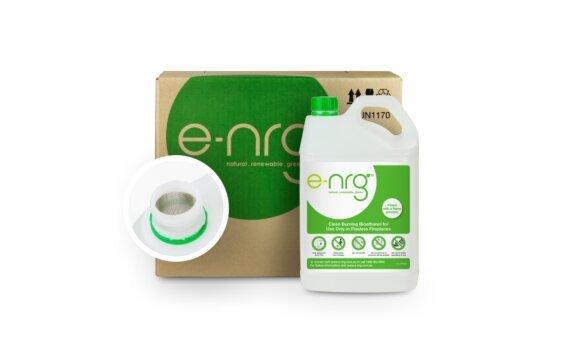 e-NRG Bioethanol Cartons of e-NRG - Studio Image by e-NRG Bioethanol