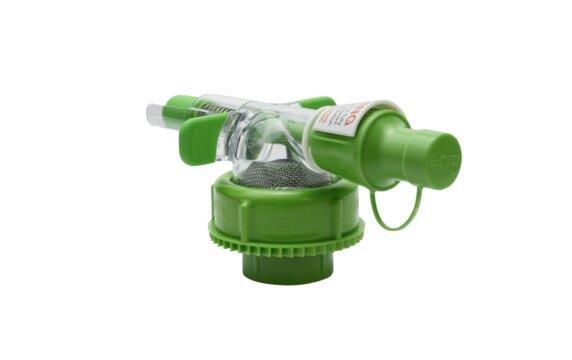 Bottle Adapter & Nozzle  - Studio Image by e-NRG Bioethanol